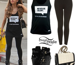 chanel, ariana, and steal style image