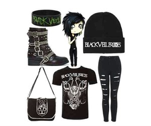 outfit and bvb image