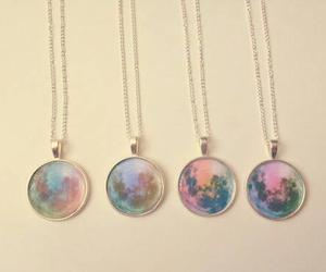 colorful, gold, and necklaces image