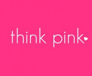 pink, think, and think pink image
