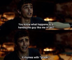 funny, dave franco, and 21 jump street image