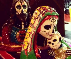 christmas, Halloween, and horror image
