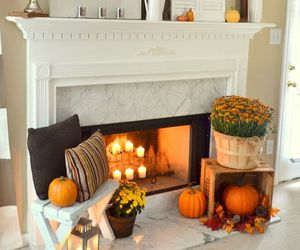 fall and home decor image