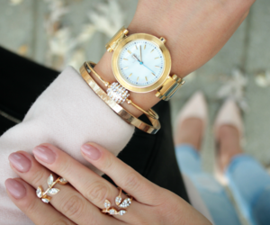 accessories, nails, and street style image