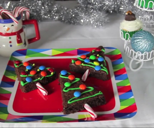 christmas, december, and m&ms image