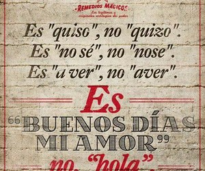 love, frases, and hola image