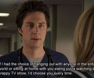scrubs, love, and jd image