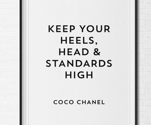 quote, chanel, and coco chanel image