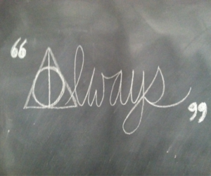 always, harry potter, and quote image
