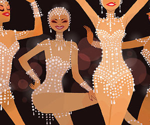 sparkle and showgirls image