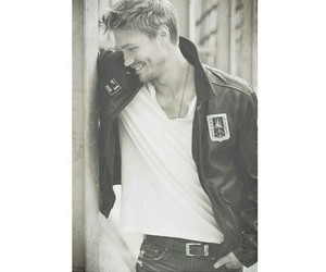 black, blonde, and chad michael murray image