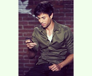 enrique iglesias, perfection, and Hot image
