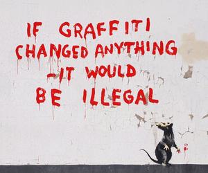 graffiti, art, and grunge image