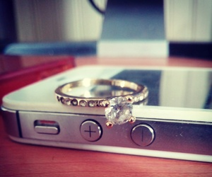 marry, ring, and taken by me image