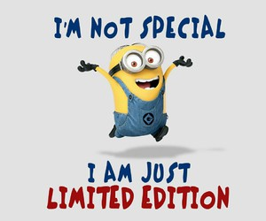 minions, special, and limited edition image