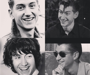 alex turner and smile image