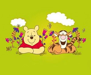 disney, wallpaper, and winnie pooh image