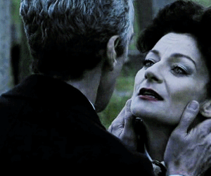 doctor who, missy, and the doctor image