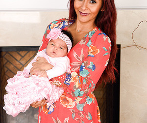 baby, snooki, and girl image