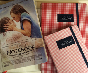 nicholas sparks and the notebook image