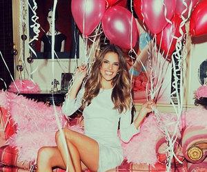 balloon, alessandra ambrosio, and angel image