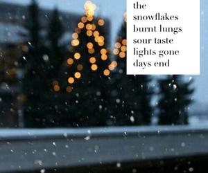christmas, ed sheeran, and Lyrics image