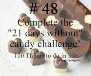 candy, challenge, and 48 image