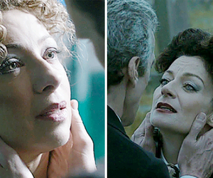 doctor who, missy, and twelve image