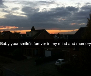 clouds, memories, and sky image