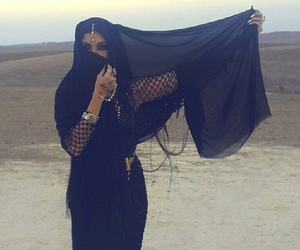 arab and beauty image