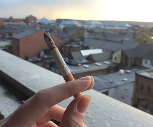 cigarette, tumblr, and indie image