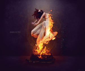 fire and shepherd of fire image
