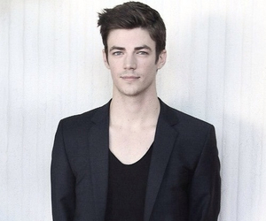 grant gustin, boy, and cute image