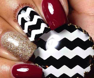 nails, pretty, and i wish i could do it image