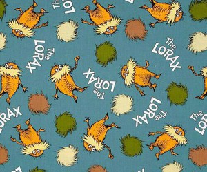 background and lorax image