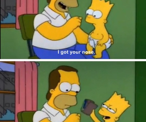 funny, homer, and the simpsons image