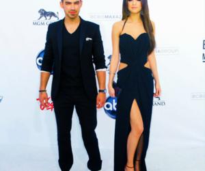 Joe Jonas and selena gomez image