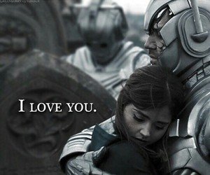 clara, doctor who, and I Love You image