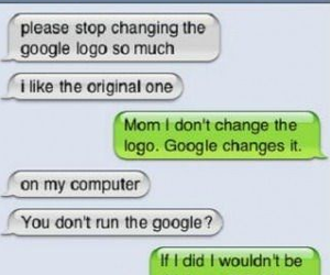 funny, text, and google image
