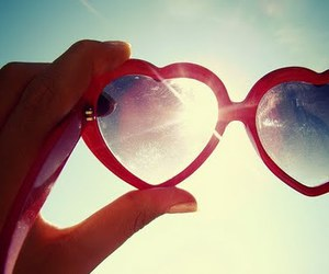 heart, sunglasses, and lolita image