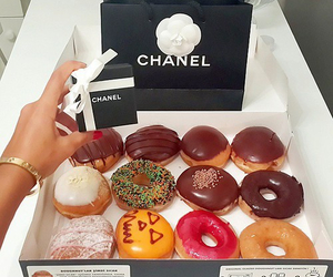 luxury, food, and chanel image