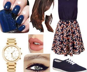 beauty, clothes, and girly image
