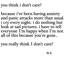 depress, depressing, and heartbroken image