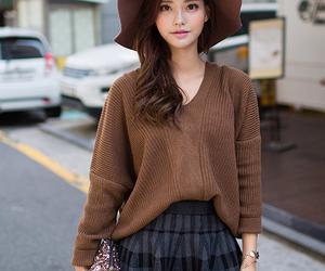 asian, korean, and asian fashion image