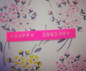 monday and happy monday image