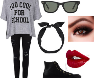 beauty, Polyvore, and sexy image