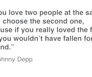 johnny depp, quote, and text image