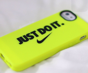 case, healthy, and Just Do It image