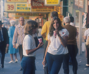70s, vintage, and boy and girl image