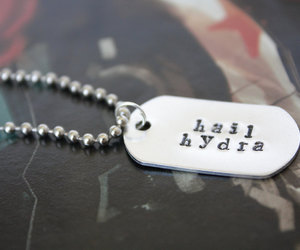 accessories, hail hydra, and captain america image